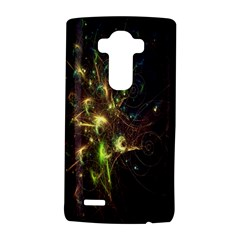 Fractal Flame Light Energy LG G4 Hardshell Case