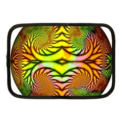 Fractals Ball About Abstract Netbook Case (Medium)