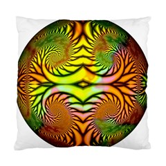 Fractals Ball About Abstract Standard Cushion Case (Two Sides)