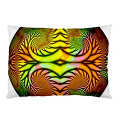 Fractals Ball About Abstract Pillow Case