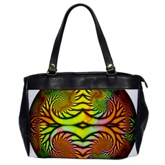 Fractals Ball About Abstract Office Handbags