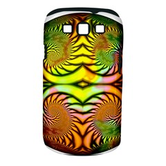 Fractals Ball About Abstract Samsung Galaxy S III Classic Hardshell Case (PC+Silicone)