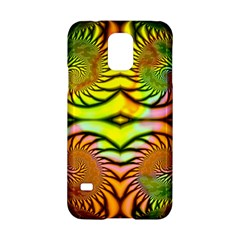 Fractals Ball About Abstract Samsung Galaxy S5 Hardshell Case
