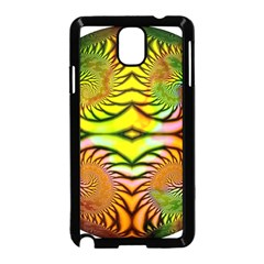 Fractals Ball About Abstract Samsung Galaxy Note 3 Neo Hardshell Case (Black)
