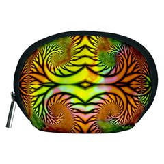 Fractals Ball About Abstract Accessory Pouches (medium)