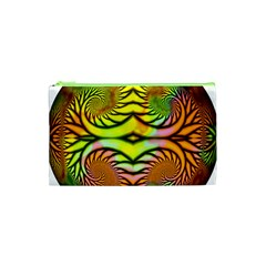 Fractals Ball About Abstract Cosmetic Bag (xs)