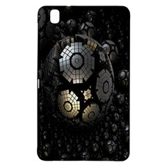 Fractal Sphere Steel 3d Structures Samsung Galaxy Tab Pro 8 4 Hardshell Case