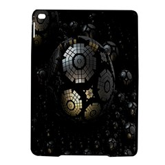 Fractal Sphere Steel 3d Structures Ipad Air 2 Hardshell Cases