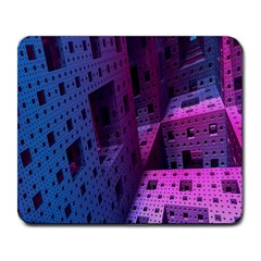 Fractals Geometry Graphic Large Mousepads