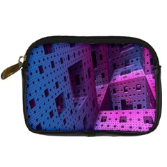 Fractals Geometry Graphic Digital Camera Cases