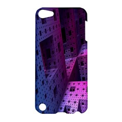 Fractals Geometry Graphic Apple iPod Touch 5 Hardshell Case