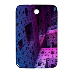 Fractals Geometry Graphic Samsung Galaxy Note 8 0 N5100 Hardshell Case
