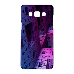 Fractals Geometry Graphic Samsung Galaxy A5 Hardshell Case