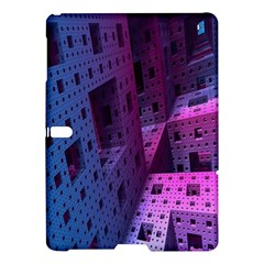 Fractals Geometry Graphic Samsung Galaxy Tab S (10 5 ) Hardshell Case
