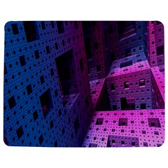 Fractals Geometry Graphic Jigsaw Puzzle Photo Stand (Rectangular)