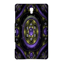 Fractal Sparkling Purple Abstract Samsung Galaxy Tab S (8.4 ) Hardshell Case