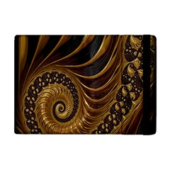 Fractal Spiral Endless Mathematics Apple iPad Mini Flip Case