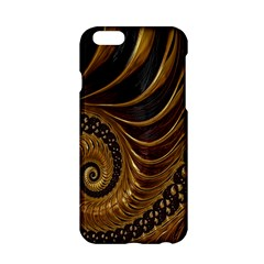 Fractal Spiral Endless Mathematics Apple Iphone 6/6s Hardshell Case