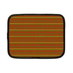 Fugly Christmas Xmas Pattern Netbook Case (Small)