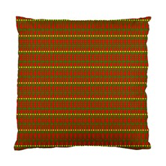 Fugly Christmas Xmas Pattern Standard Cushion Case (Two Sides)