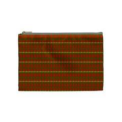 Fugly Christmas Xmas Pattern Cosmetic Bag (Medium)
