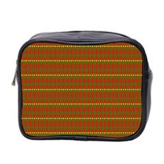 Fugly Christmas Xmas Pattern Mini Toiletries Bag 2-Side