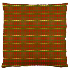 Fugly Christmas Xmas Pattern Standard Flano Cushion Case (two Sides)