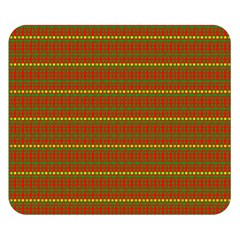 Fugly Christmas Xmas Pattern Double Sided Flano Blanket (Small)