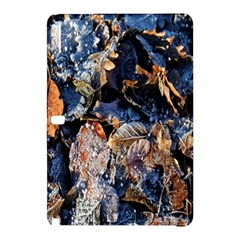 Frost Leaves Winter Park Morning Samsung Galaxy Tab Pro 10 1 Hardshell Case