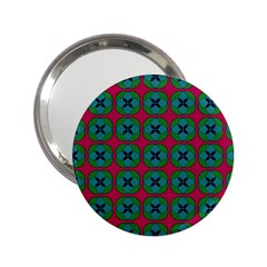 Geometric Patterns 2.25  Handbag Mirrors