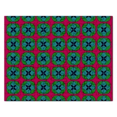 Geometric Patterns Rectangular Jigsaw Puzzl