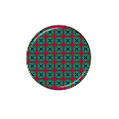 Geometric Patterns Hat Clip Ball Marker (4 pack)