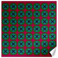 Geometric Patterns Canvas 12  x 12