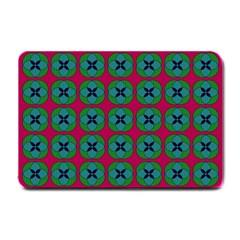 Geometric Patterns Small Doormat