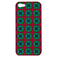 Geometric Patterns Apple Iphone 5 Hardshell Case