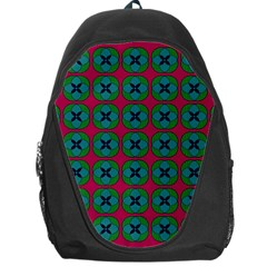 Geometric Patterns Backpack Bag