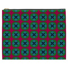 Geometric Patterns Cosmetic Bag (xxxl)