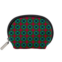 Geometric Patterns Accessory Pouches (small)