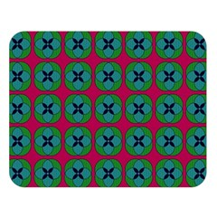 Geometric Patterns Double Sided Flano Blanket (Large)