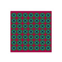 Geometric Patterns Satin Bandana Scarf