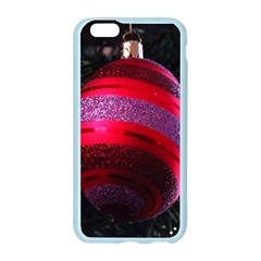 Glass Ball Decorated Beautiful Red Apple Seamless iPhone 6/6S Case (Color)