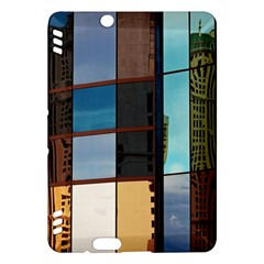 Glass Facade Colorful Architecture Kindle Fire Hdx Hardshell Case