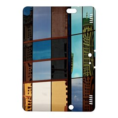 Glass Facade Colorful Architecture Kindle Fire HDX 8.9  Hardshell Case