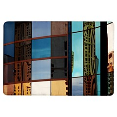 Glass Facade Colorful Architecture iPad Air Flip