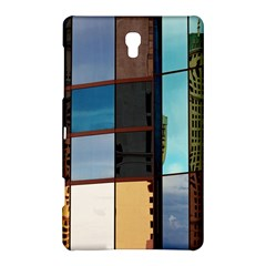 Glass Facade Colorful Architecture Samsung Galaxy Tab S (8 4 ) Hardshell Case