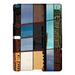 Glass Facade Colorful Architecture Samsung Galaxy Tab S (10.5 ) Hardshell Case