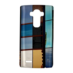 Glass Facade Colorful Architecture Lg G4 Hardshell Case