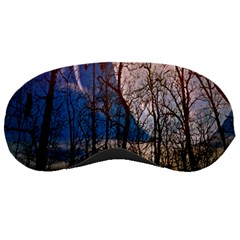 Full Moon Forest Night Darkness Sleeping Masks