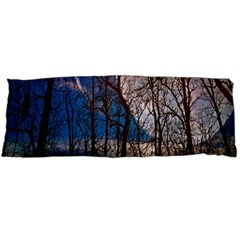 Full Moon Forest Night Darkness Body Pillow Case (Dakimakura)