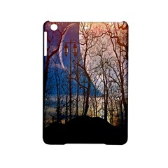 Full Moon Forest Night Darkness Ipad Mini 2 Hardshell Cases